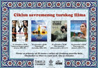 Циклус сaвременог турског филма