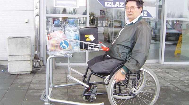 Архитектонске баријере један од највећих проблема особа са инвалидитетом у нашој општини