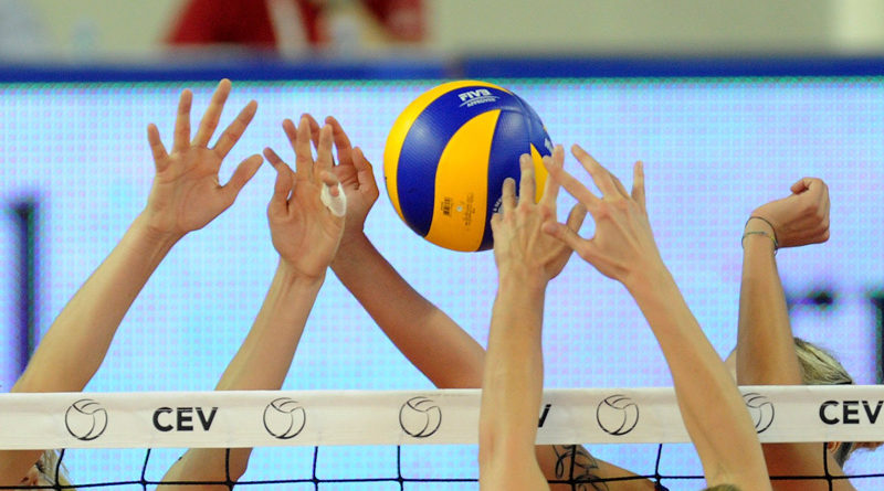 Хуманитарни турнир у одбојци