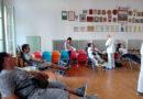 Акција давања крви