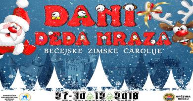 Дани Деда Мраза (27. децембар – 30. децембар)