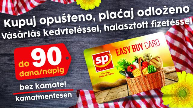 Sp Easy Buy Card