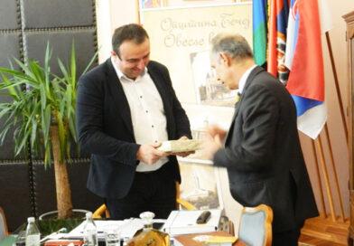 Ambasador Kipra u poseti našoj opštini