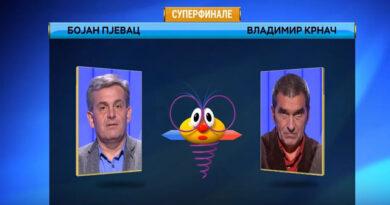 Bojan Pjevac i u superfinalu Slagalice 2019.