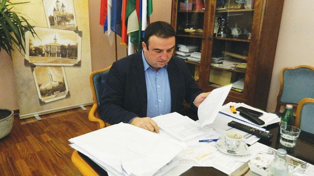Intervju sa predsednikom opštine