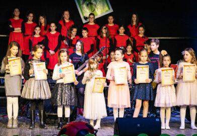 """Prvi dečiji muzički festival """"Bedef"""""""