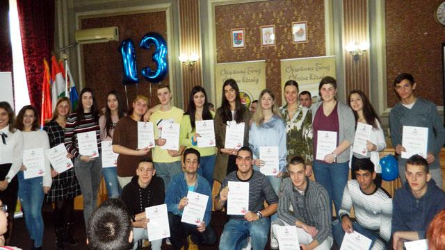 Kancelarija za mlade  proslavila 13. godina rada