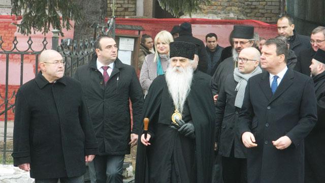 У Бечеју одржан централни помен  за све жртве јануарске рације у Војводини