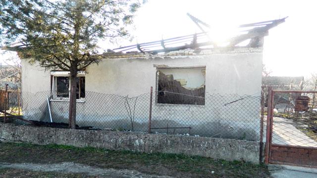 Помоћ породици Јанковић након пожара