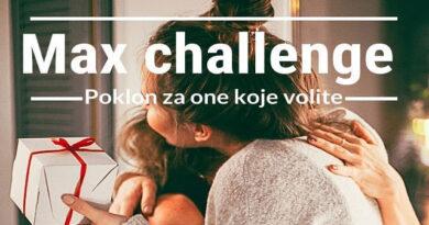Gordana Miletić, pobednica aprilskog max challenge-a