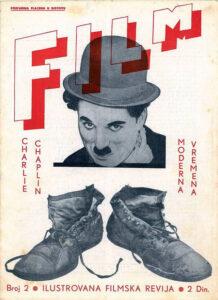 """Prvi filmski časopis """"Film"""""""