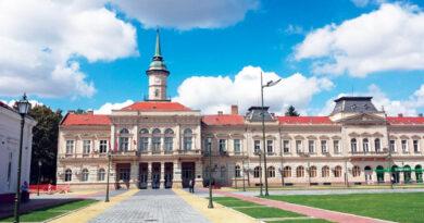 Zakazana konstitutivna sednica SO Bečej