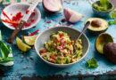 Авокадо умак за тортиље или чипс (Guacamole)