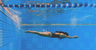 Трећа Школа пливања  за жене