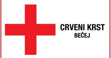 Crveni krsta Bečej: Planirane akcije dobrovoljnog davanja krvi