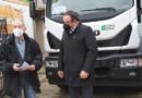 Kupovina novog (četvrtog) kamiona  za odvoženje smeća