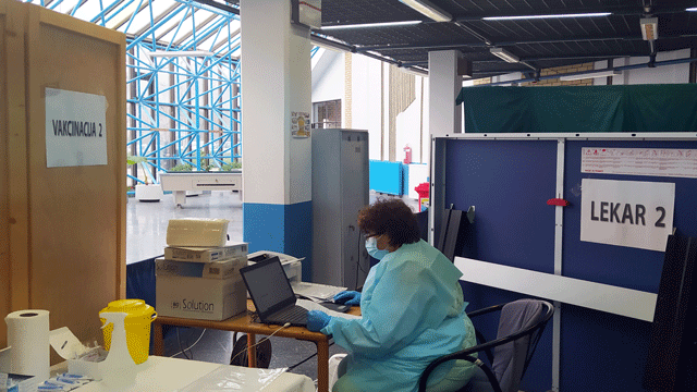 Вакцинација против COVID 19 у општини Бечеј