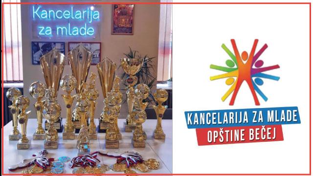 Канцеларија за младе: Спортско лето за младе у Бечеју