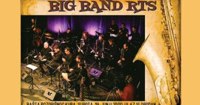 Градско позориште Бечеј: Концерт Биг бенд РТС-а поводом Светског дана музике