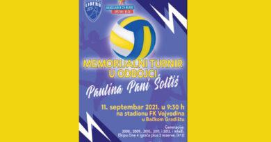 КЗМ: Меморијални турнир у одбојци