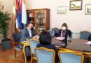 Radna poseta ministarke kulture Maje Gojković Bečeju