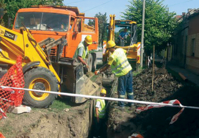 Пројекат реконструкације канализације у општини Бечеј