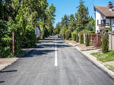 Свечано отворена улица Стевана Дороњског