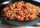 Шпагети Путанеска (Spaghetti alla puttanesca)
