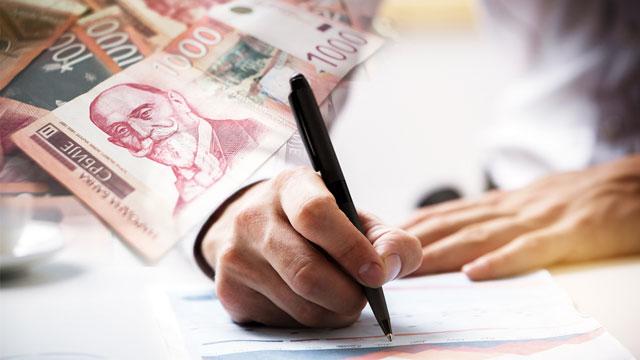 Достављена решења пореза на имовину физичким лицима за 2021.годину